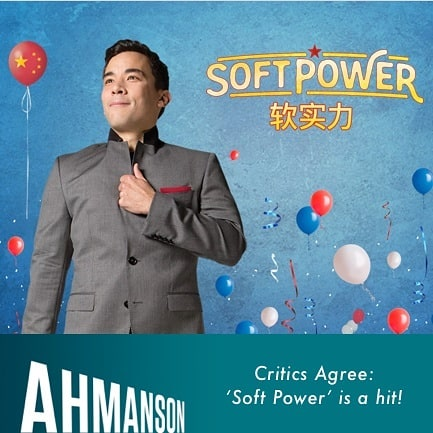 The results are in and the critics love it! Congrats to our partners at @ctgla and the cast of Soft Power on a great debut  #softpowerctg #ctgla #glocally_brand_ambassador
