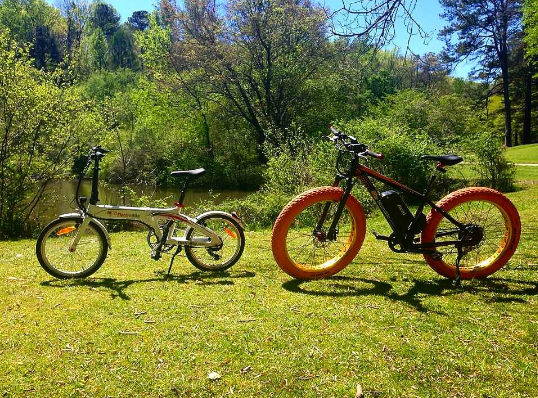 fat tire electric bike kenda juggernaut tires