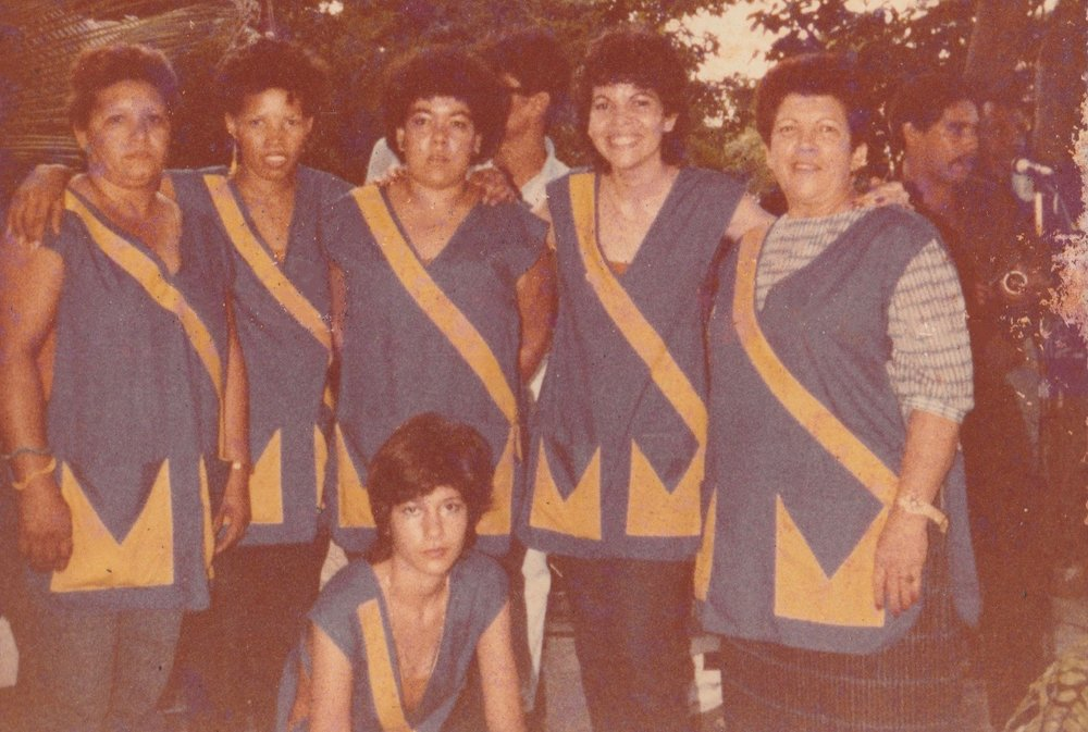 Team of florists (1979)