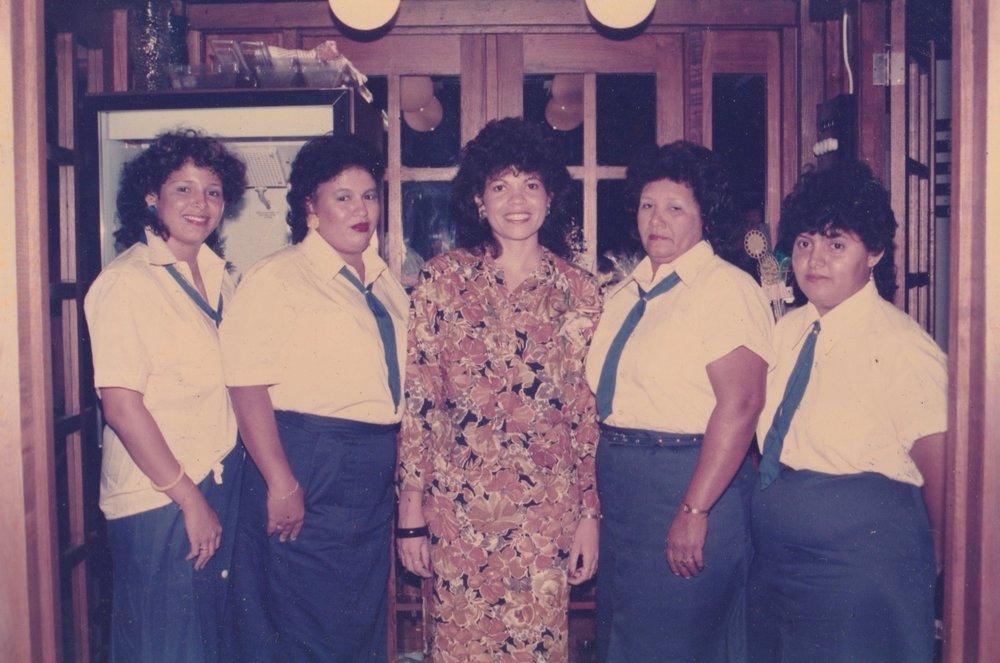 Team of florist (1984)