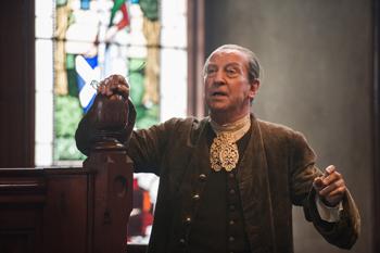 "Bill Paterson in Outlander, ""The Devil's Mark"" | © Starz"