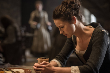 "Caitriona Balfe in Outlander, ""Wentworth Prison"" 