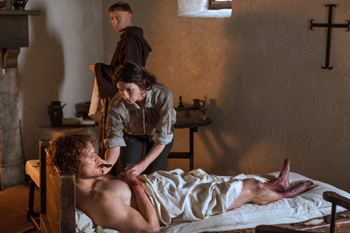 "A scene from Outlander, ""To Ransom a Man's Soul"" 