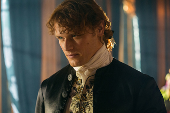 Jamie in Outlander | © Starz