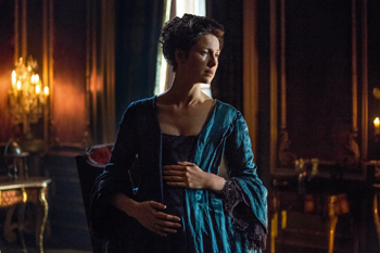Claire in Outlander | © Starz