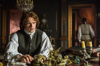Jamie in Outlander | © Starz