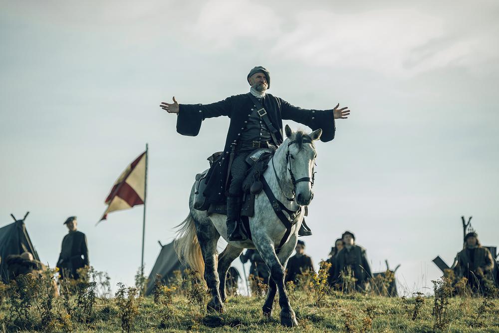 Dougal in Outlander | © Starz