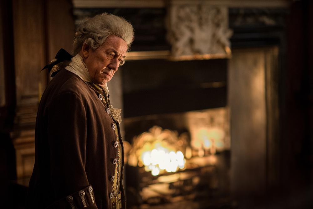 The Duke of Sandringham in Outlander | © Starz