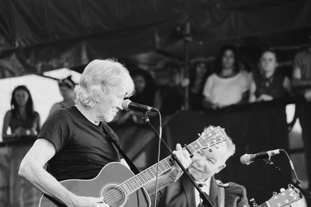 Newport Folk Festival '17 - featuring John Prine, Roger Waters, Preservation Hall Jazz Band, and more.