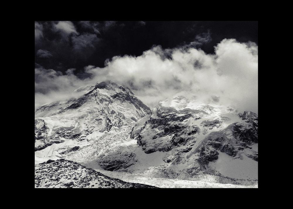 Bound To Everest -