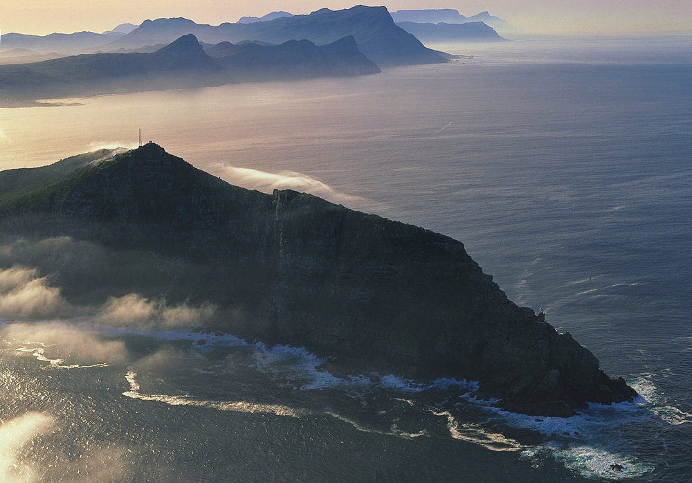 Cape Point - The southern tip of Africa