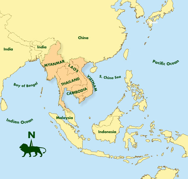 Southeast Asia — A.K. Taylor International