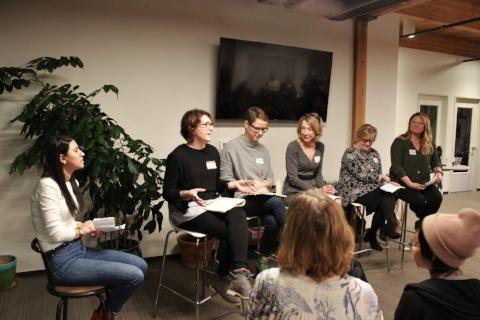 Women in Tech in the Creative Industry @ Planet Argon