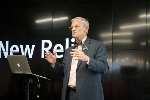 Fireside Chat with Earl Blumenauer @ New Relic