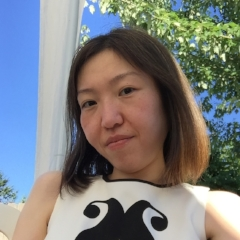 Jenny Zhu    |  Event Operations Team    Mad Scientist @ Portland State University