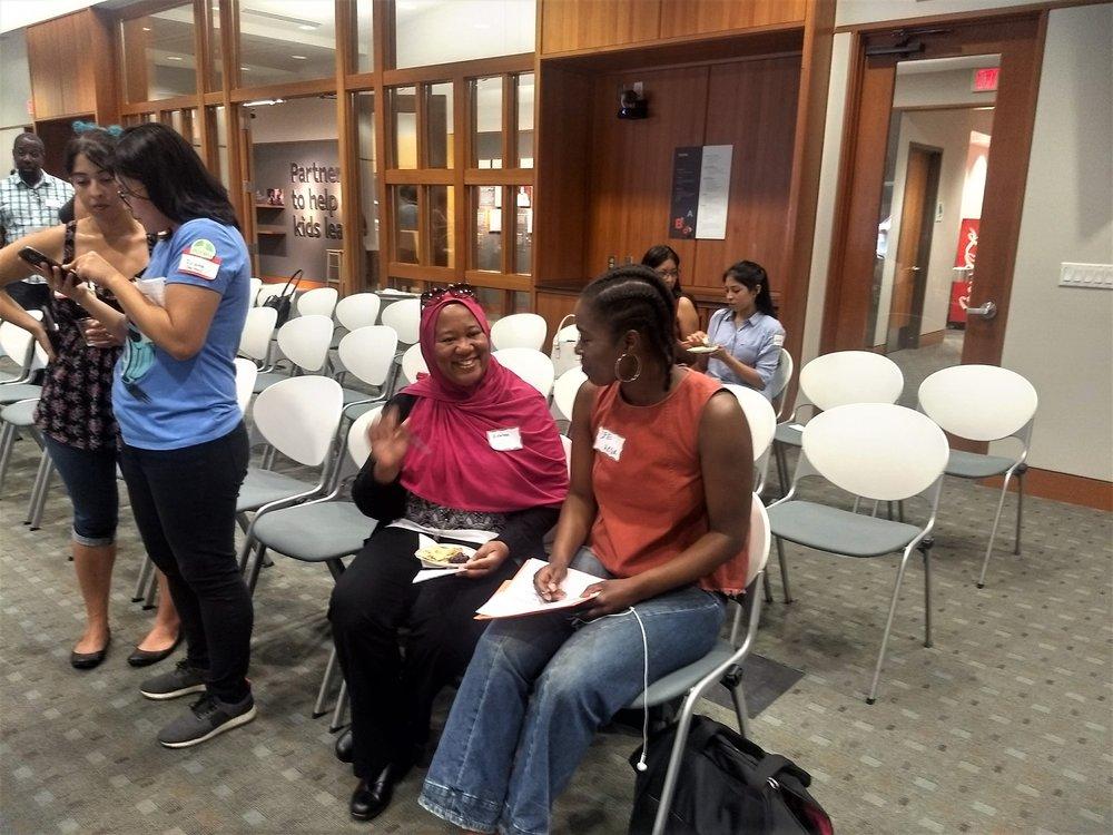 Women of Color in Tech @ NWEA