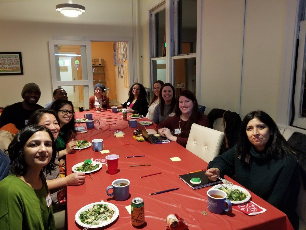 Diversity Dinner @ A.wordsmith