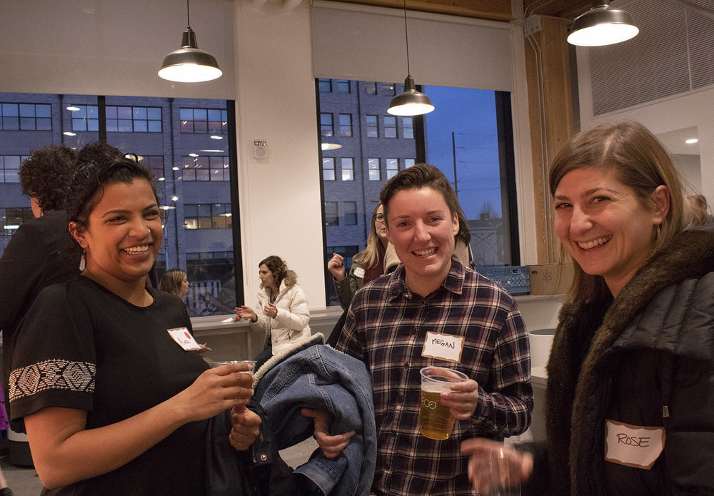 January Happy Hour @ Simple