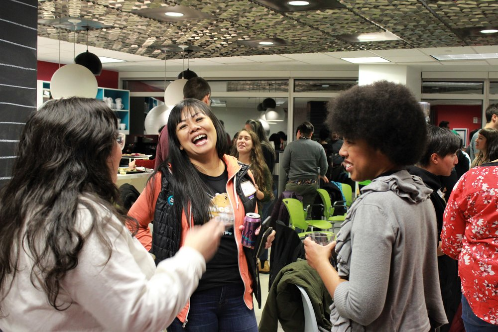 Women of Color in Tech @ Ruby Receptionists