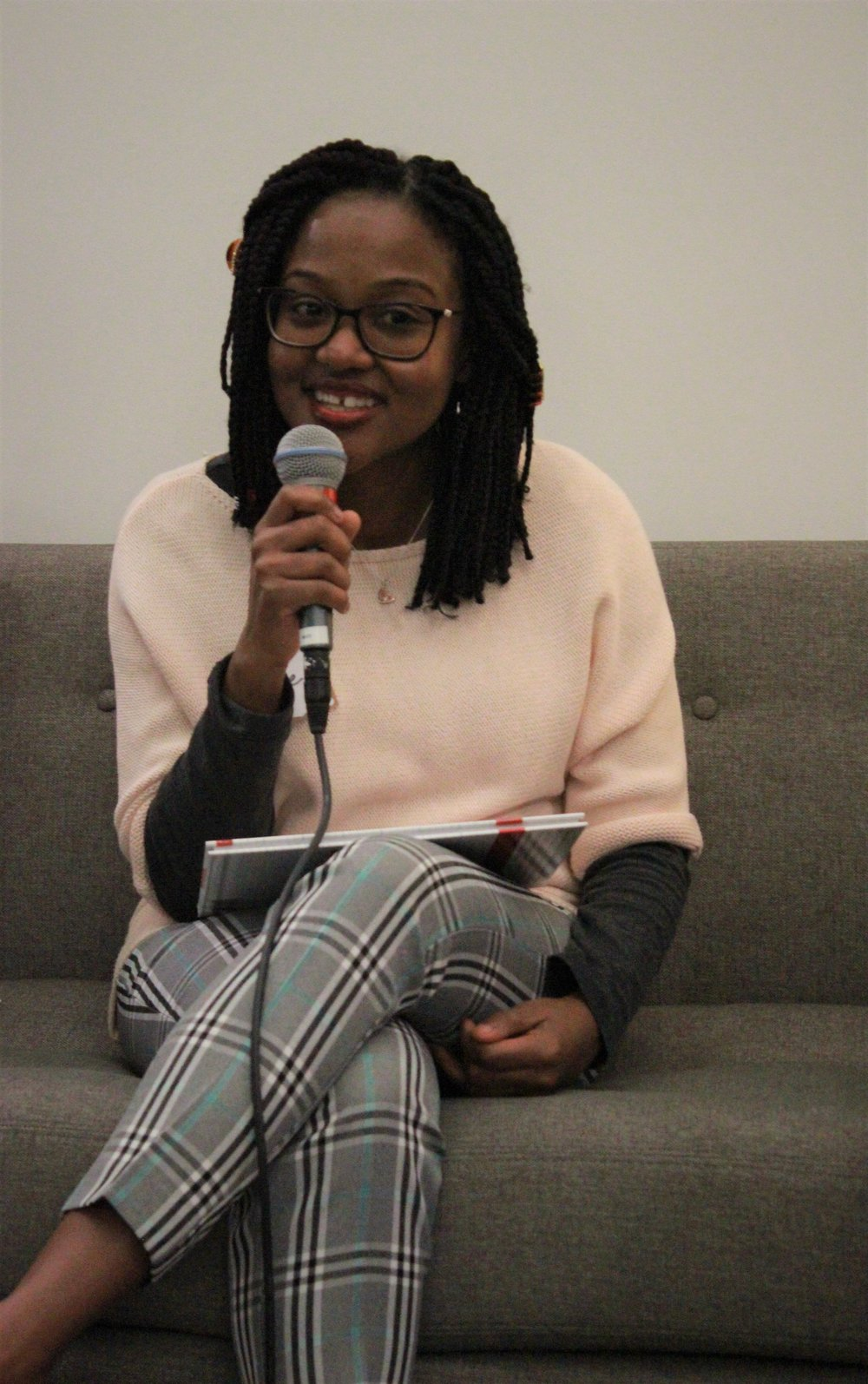 PDXWIT Creative Women in Tech @ R2C, 3/27/19, Arlyne Simon - Systems Engineer at Intel & children's book author - speaks