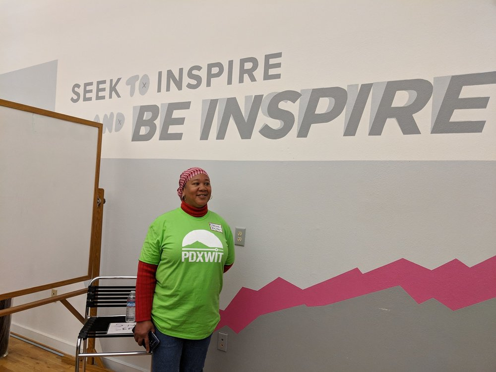 Ready To Volunteer? - We are actively searching for the following roles:- Google Administrator- Events Team Member- Mentorship Team Member- Newsletter Team Member- Photography Team Member- Social Media Coordinator: Events (PDX, West Side and Vancouver)