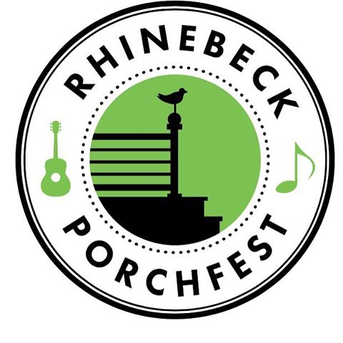 #RBKjams First Rhinebeck Porchfest on 9/17