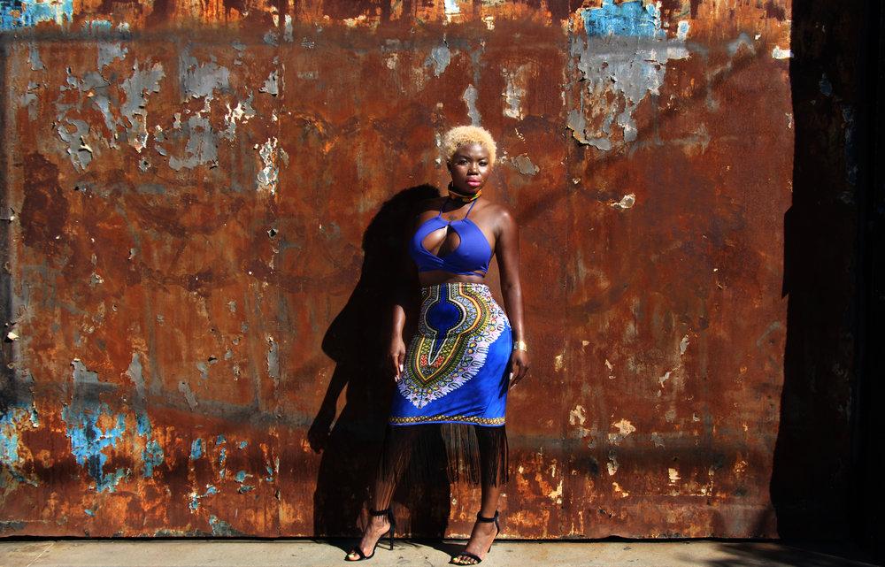 The Sajo Skirt