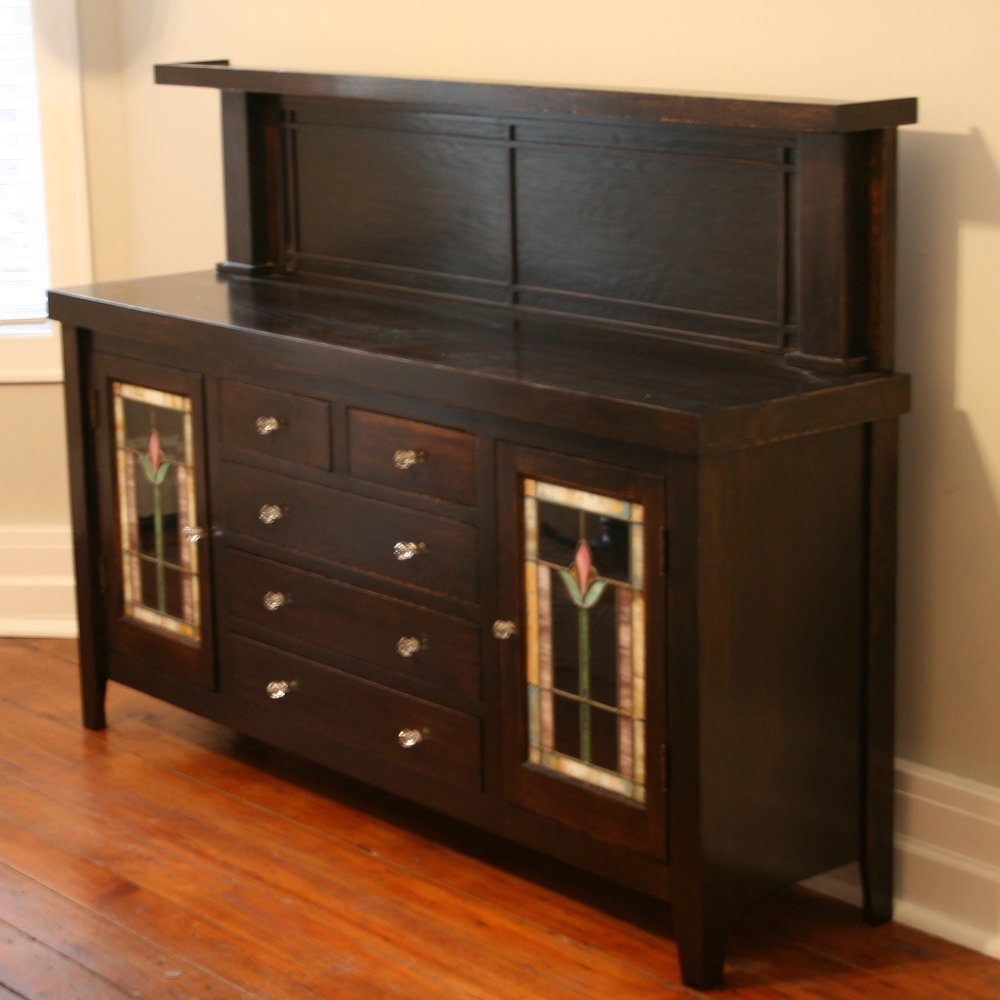 Restored Antique Buffet