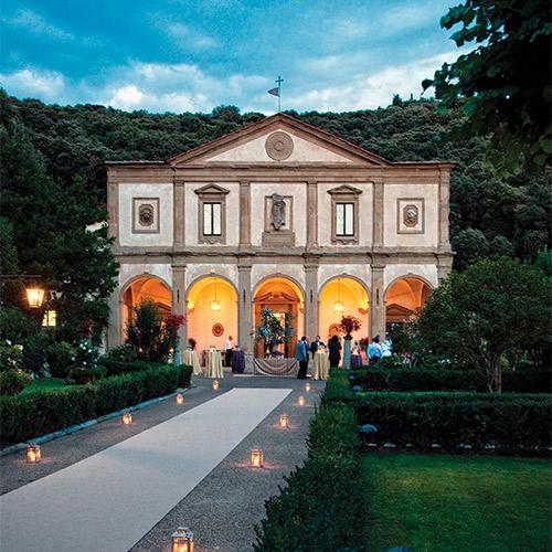 Belmond Villa San Michele.