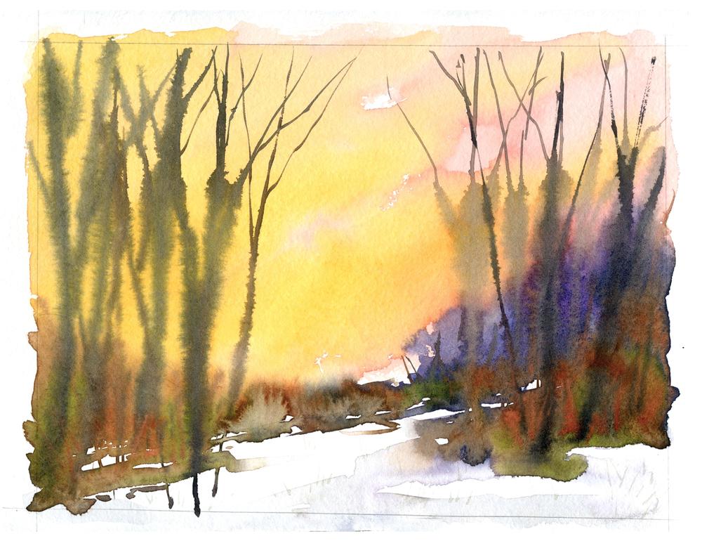 Winter's Glow