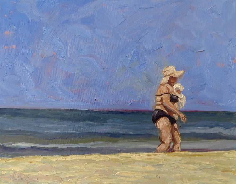 Beach Goddess
