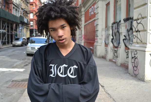 Luka Sabbat for ICC Spring/Summer 14