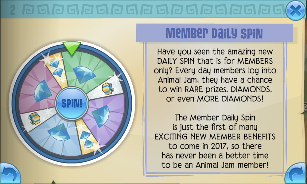 Prizes for the great escape animal jam