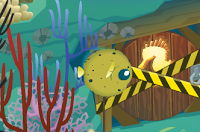 Pufferfish (moves) - middle left