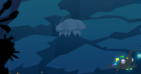Giant Isopod (moves) - middle center