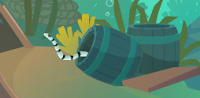 See Snake (hides) - middle center