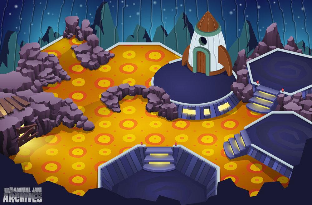 Sol Arcade Map