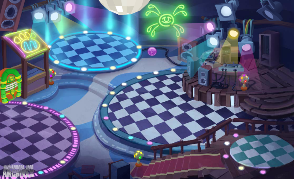 Play Wild Party Map
