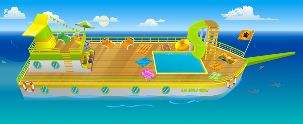 Party Maps Animal Jam Archives - Cruise ship party