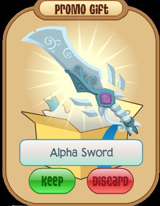 95 = Alpha Sword