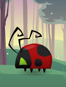 40 = Pet Ladybug