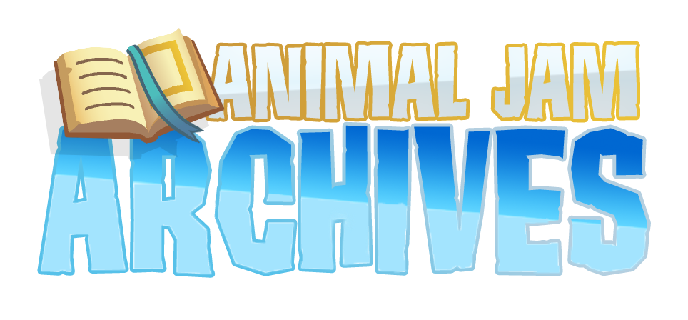 Animal Jam Archives Logo