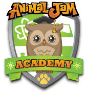 Animal Jam Academy Logo