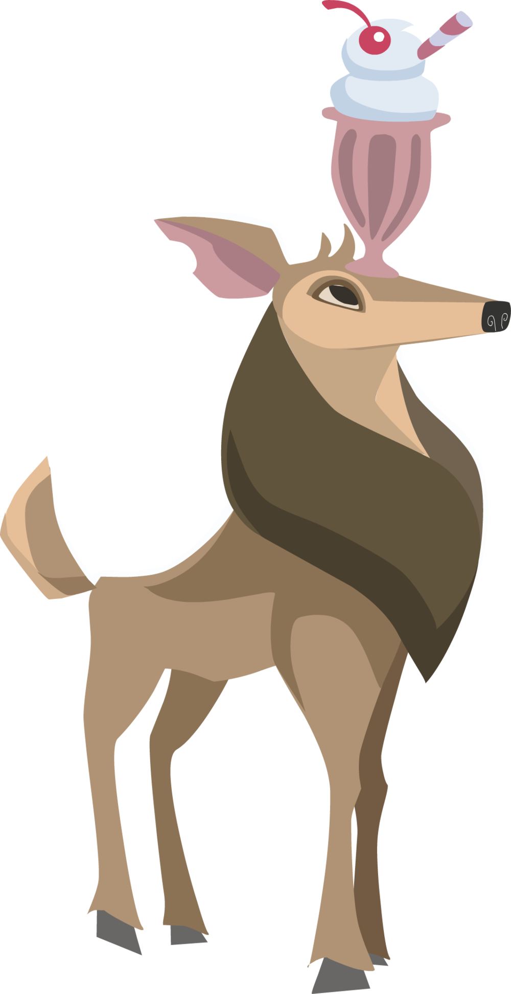 Image of: Png Deerpng Animal Jam Archives Deer Animal Jam Archives
