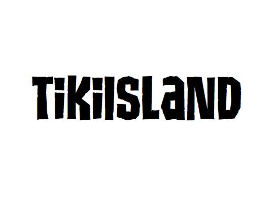 TikiIsland Font