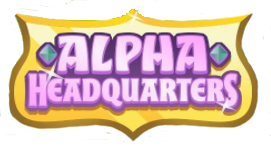 Alpha Headquarters Logo