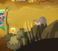 Rock hyrax (hides)
