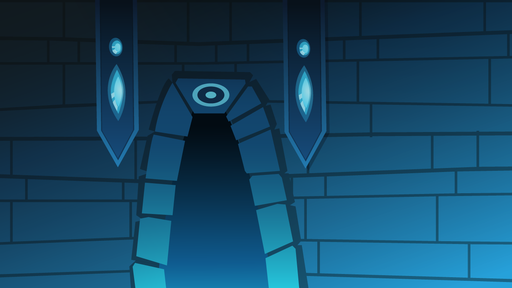New! - Temple Wall