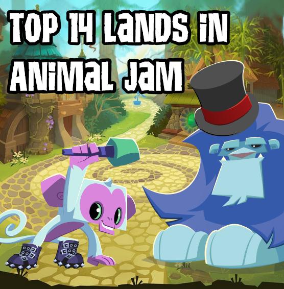Animal Jam Archives