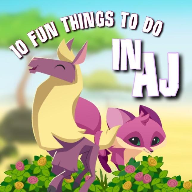 10 Fun Things To Do In Animal Jam Animal Jam Archives